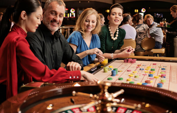 Playing Online Casino