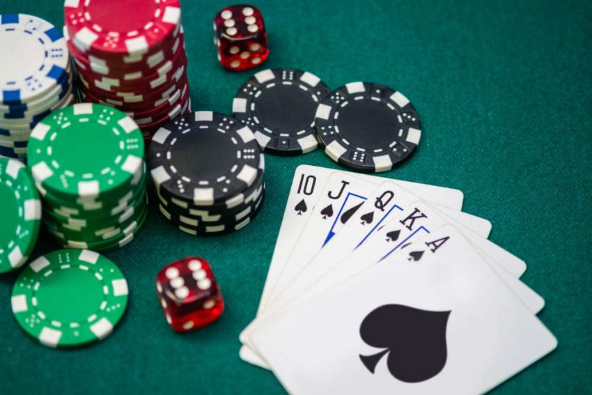Getting Good At Poker