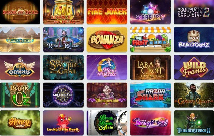 slot game jammer
